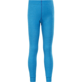 Woolpower 200 Long Johns Kinder dolphin blue